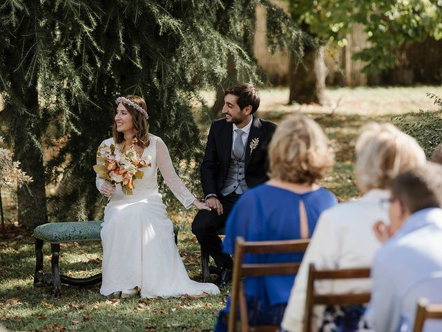 La boda de Marc y Marta en Corça, Girona 44