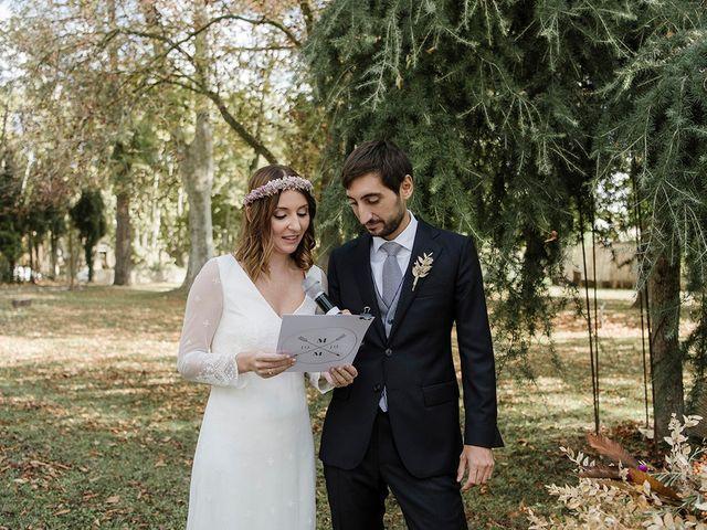 La boda de Marc y Marta en Corça, Girona 46