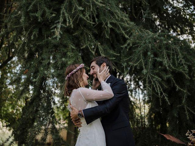 La boda de Marc y Marta en Corça, Girona 48