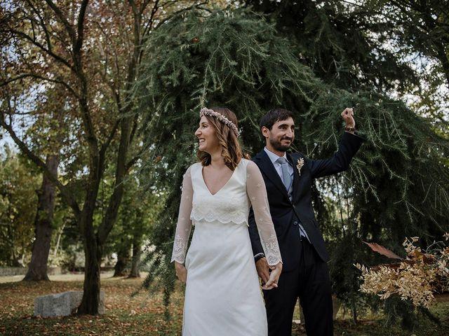 La boda de Marc y Marta en Corça, Girona 49