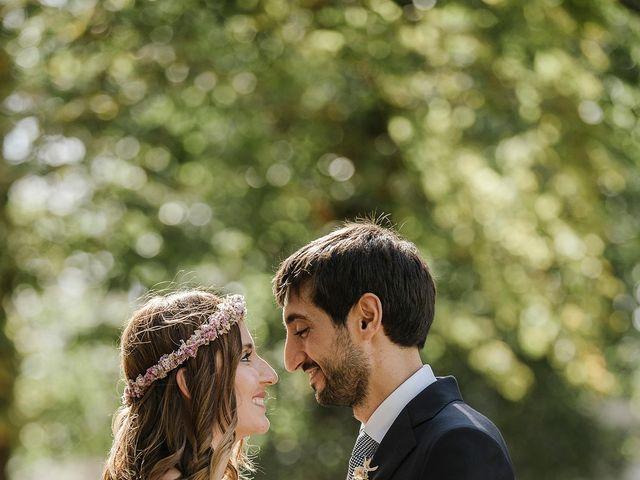 La boda de Marc y Marta en Corça, Girona 2