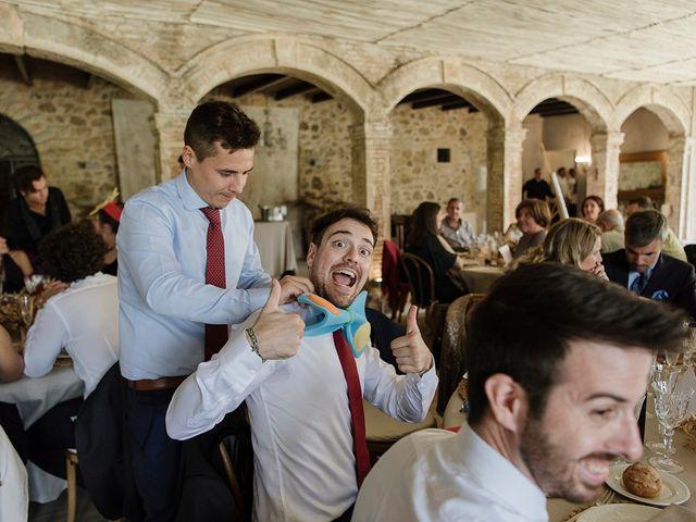La boda de Marc y Marta en Corça, Girona 85