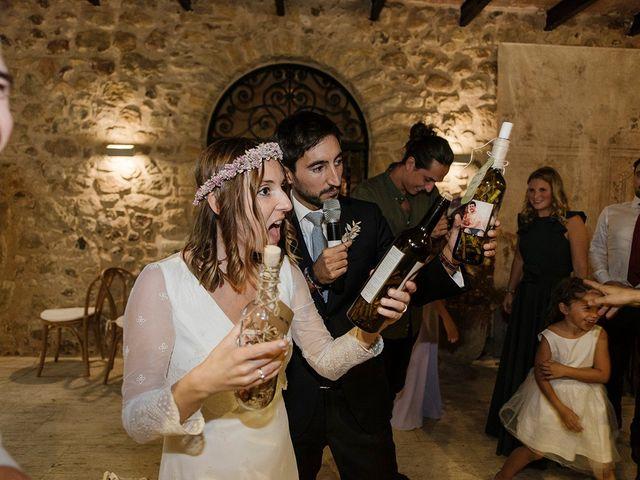 La boda de Marc y Marta en Corça, Girona 101