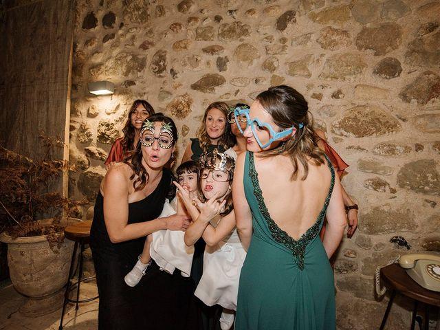 La boda de Marc y Marta en Corça, Girona 113
