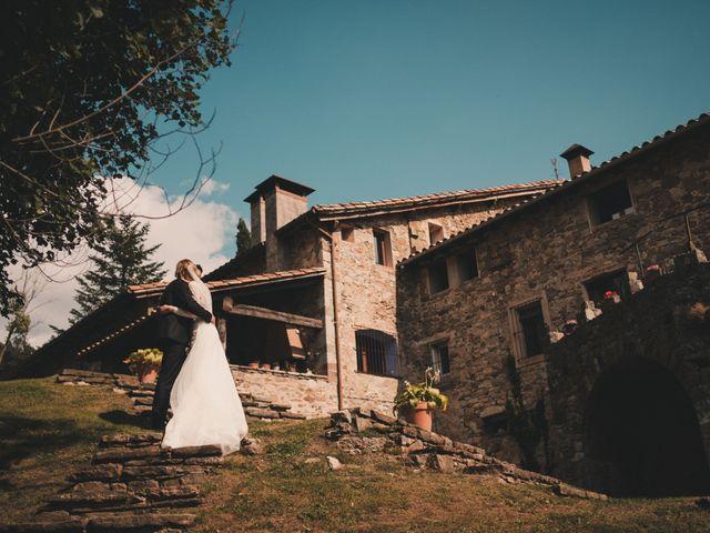 La boda de Angel y Laia en Camprodon, Girona 27