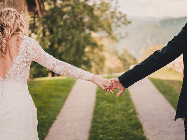 La boda de Angel y Laia en Camprodon, Girona 1