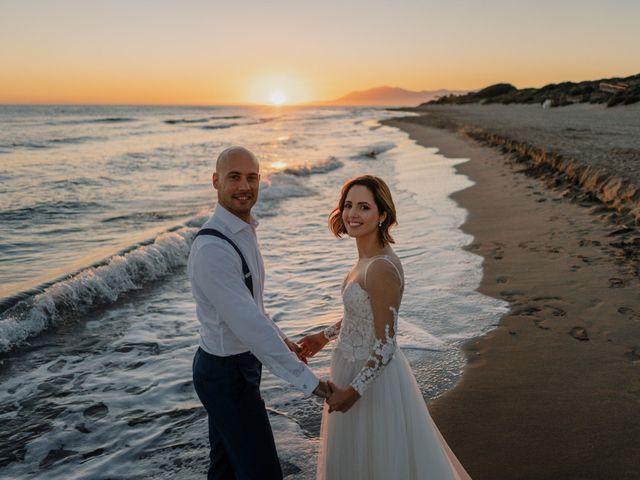 La boda de María y Cristobal en Almería, Almería 9