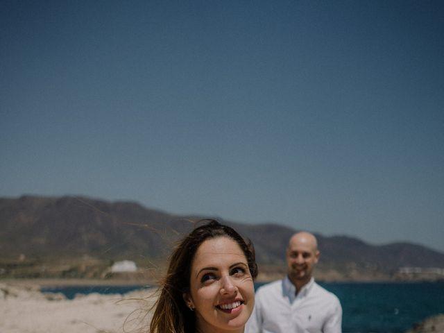 La boda de María y Cristobal en Almería, Almería 11