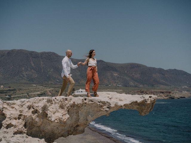 La boda de María y Cristobal en Almería, Almería 12