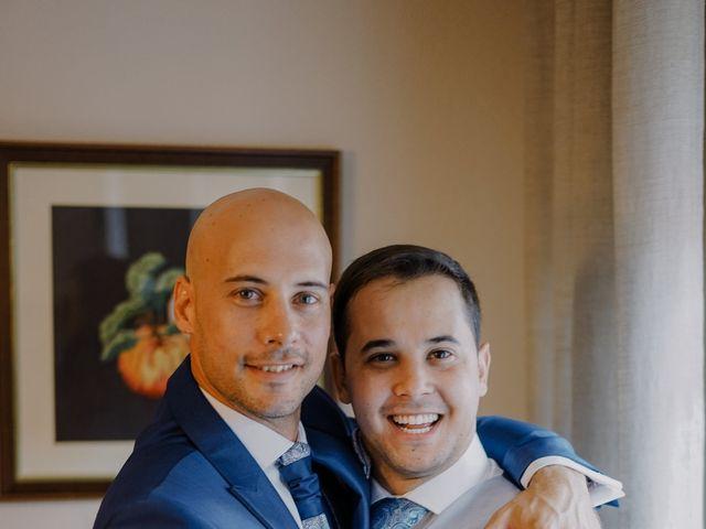 La boda de María y Cristobal en Almería, Almería 22