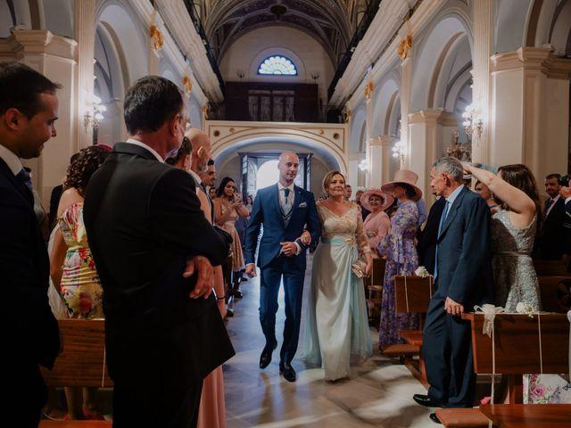 La boda de María y Cristobal en Almería, Almería 28