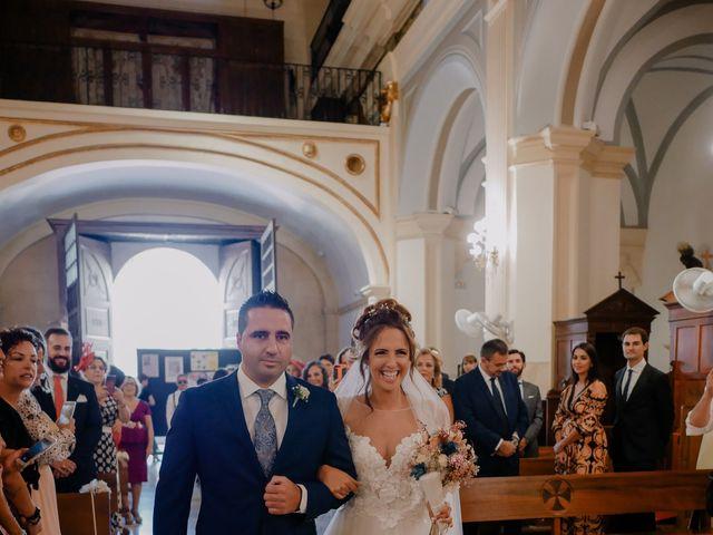 La boda de María y Cristobal en Almería, Almería 29