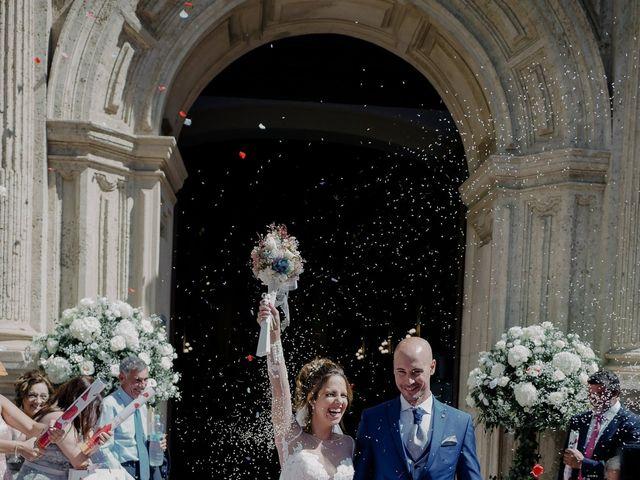 La boda de María y Cristobal en Almería, Almería 33