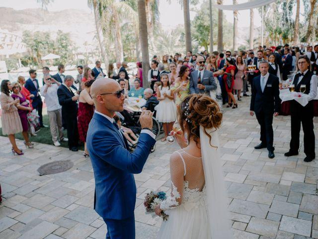 La boda de María y Cristobal en Almería, Almería 35