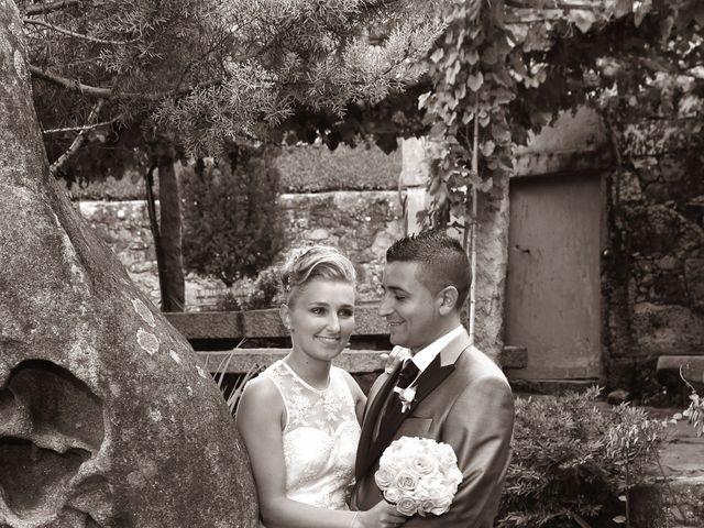 La boda de Eladio y Lucía en Tomiño, Pontevedra 4