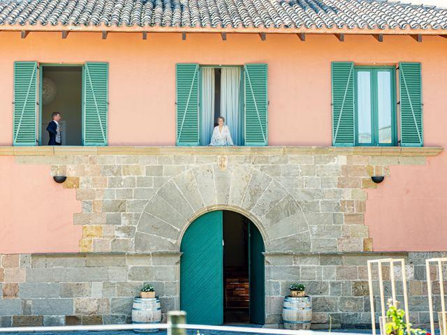La boda de Arkaitz y Alba en Arinzano, Navarra 10