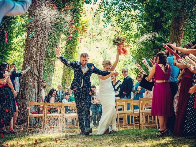 La boda de Arkaitz y Alba en Arinzano, Navarra 3