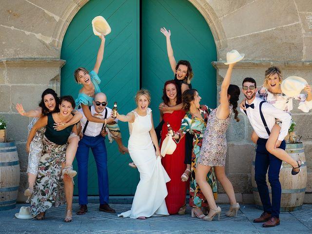 La boda de Arkaitz y Alba en Arinzano, Navarra 25