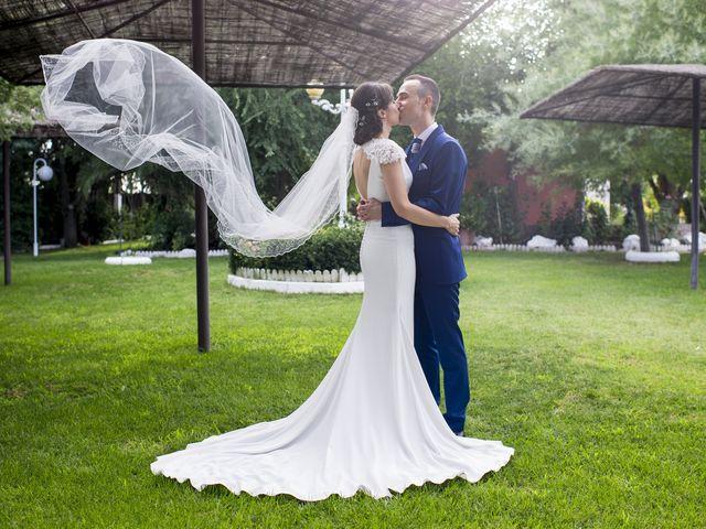 La boda de Luis y Lorena