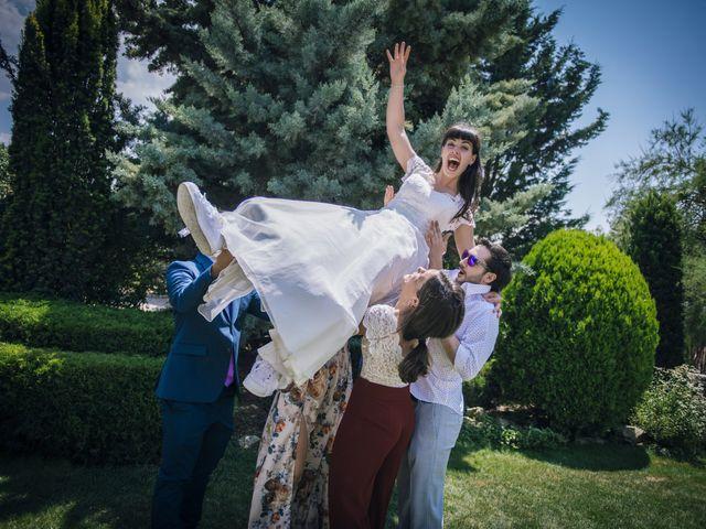 La boda de Carles y Júlia en Bellpuig, Lleida 99