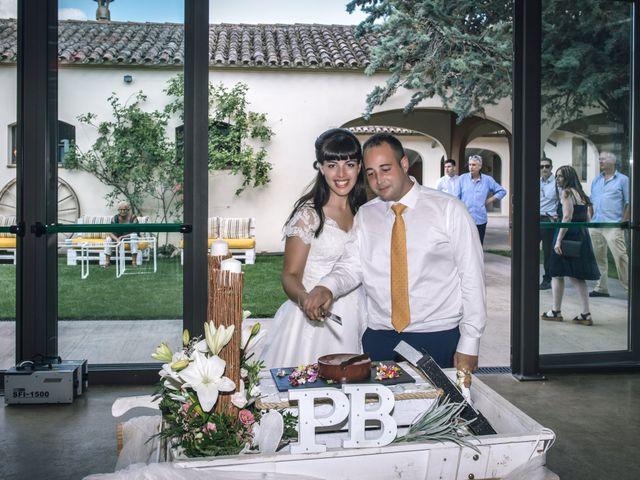 La boda de Carles y Júlia en Bellpuig, Lleida 115