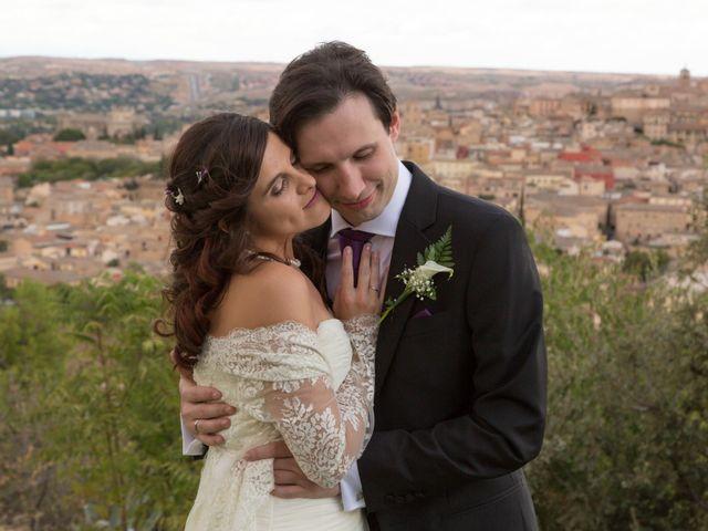 La boda de Alicia y Paul