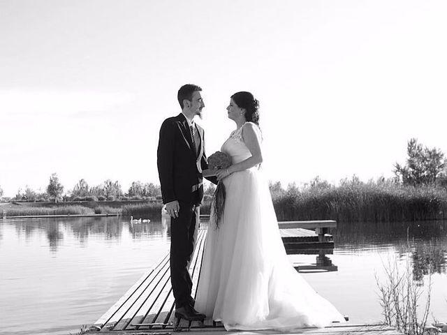 La boda de Isaak y Nekane en Zaragoza, Zaragoza 5