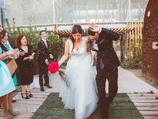 La boda de Isaak y Nekane en Zaragoza, Zaragoza 1