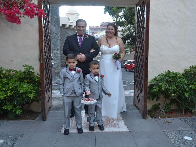 La boda de Isidro y Elena en Las Palmas De Gran Canaria, Las Palmas 5
