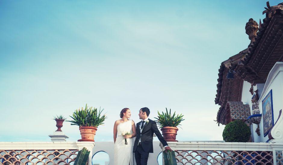 La boda de Toni y Cristina en Sitges, Barcelona