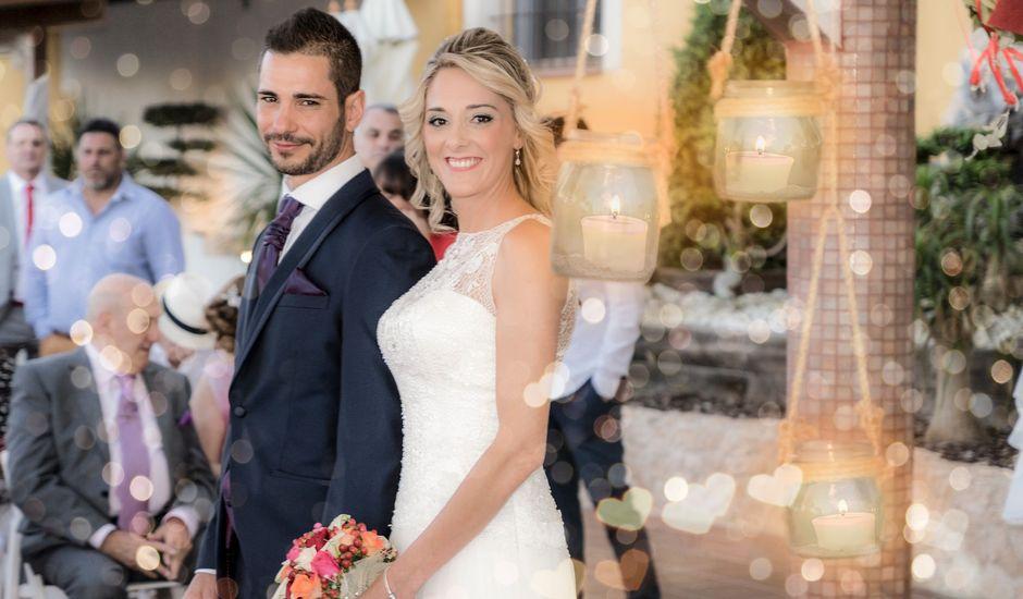 La boda de Jose Angel y Ana Isabel en Archena, Murcia
