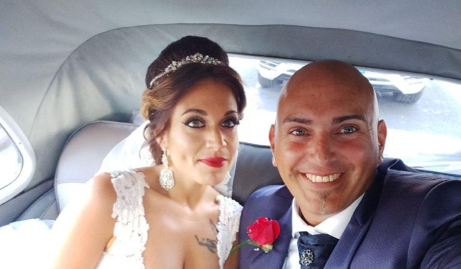 La boda de Francis  y Rocio en Málaga, Málaga