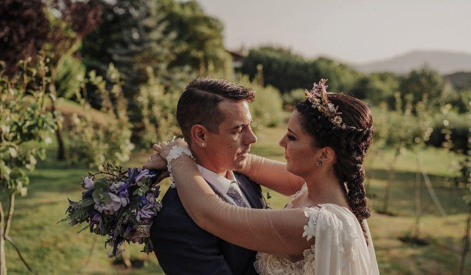 La boda de David  y Aroa  en Berango, Vizcaya