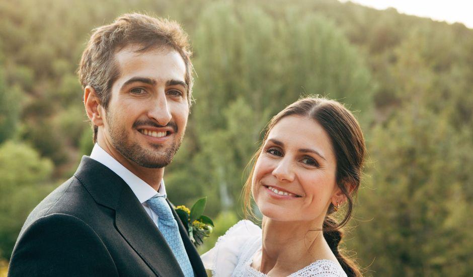 La boda de Miguel y Ana en Ventosilla Y Tejadilla, Segovia