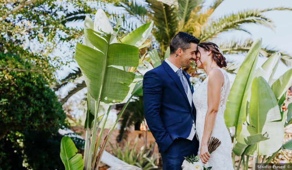 La boda de Nahuel y Yolanda en Cala De San Vicente Ibiza, Islas Baleares
