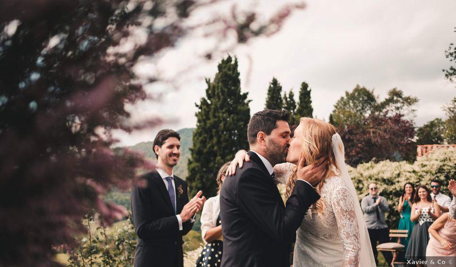 La boda de Angel y Laia en Camprodon, Girona