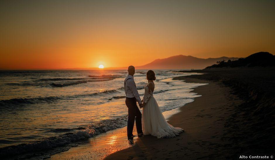La boda de María y Cristobal en Almería, Almería