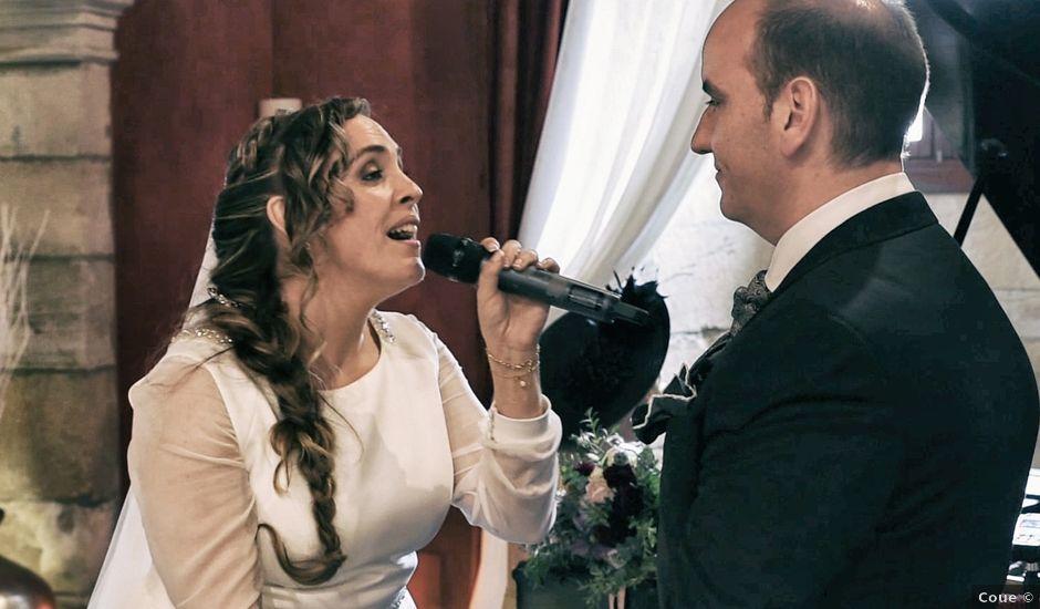 La boda de Kiko y Coral en Villacarriedo, Cantabria