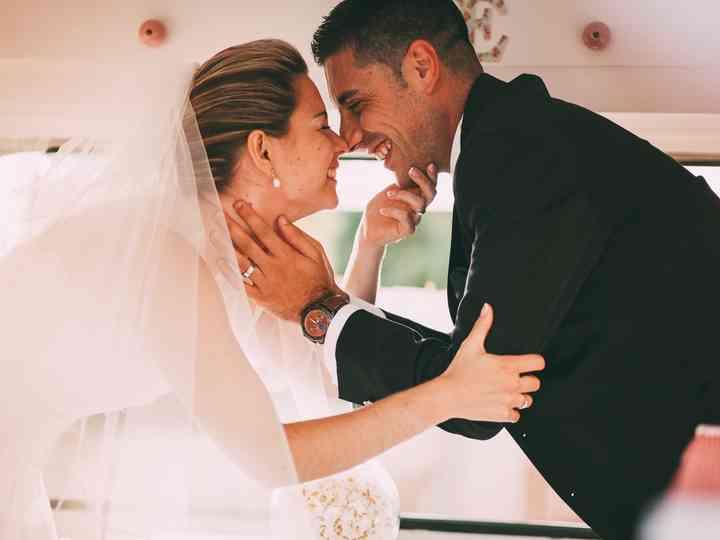 La boda de Silvia y Adrià