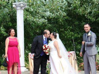 La boda de juan carlos y virginia 1