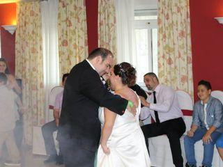 La boda de juan carlos y virginia