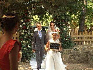La boda de Ana  y Jord