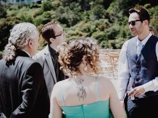 La boda de Rosana y Antón
