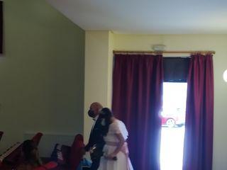 La boda de Tania  y Isma 1