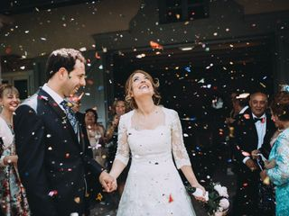La boda de Miri y Albert