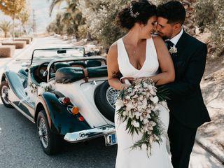 La boda de Marta y Cristobal