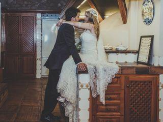 La boda de Carla y Fer