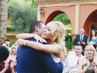 La boda de Elena y Rafael 1