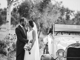 La boda de Silvia y Alfonso