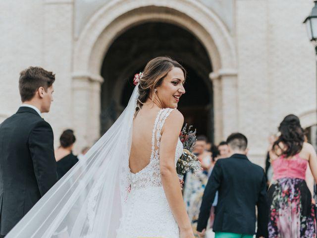 La boda de Javier y Alejandra en Zaragoza, Zaragoza 9